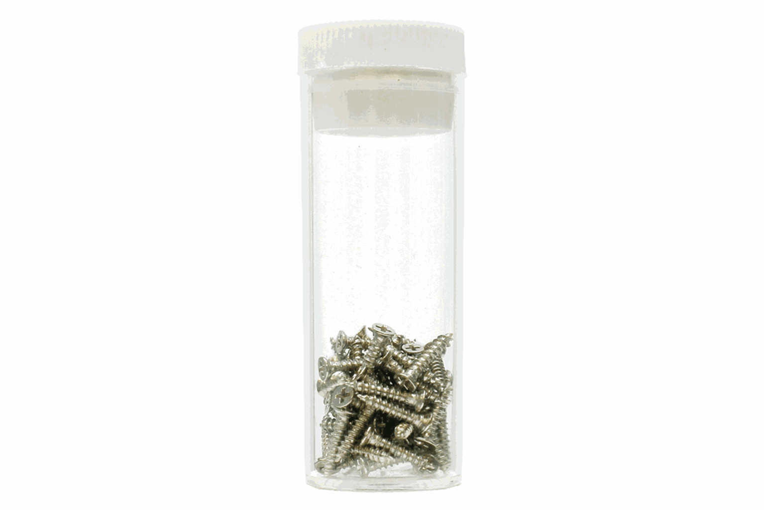 Countersunk Screws 1.5 x 8mm (60 Pieces)