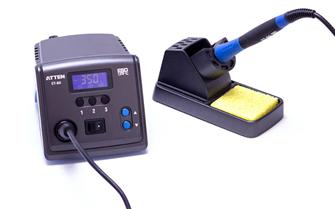 80 Watt Soldering Station with Digital Temperature Control