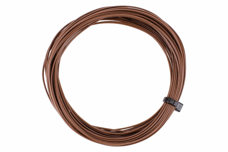 TWIN Wire Decoder  Stranded 6m (32g)  Brown/Brown