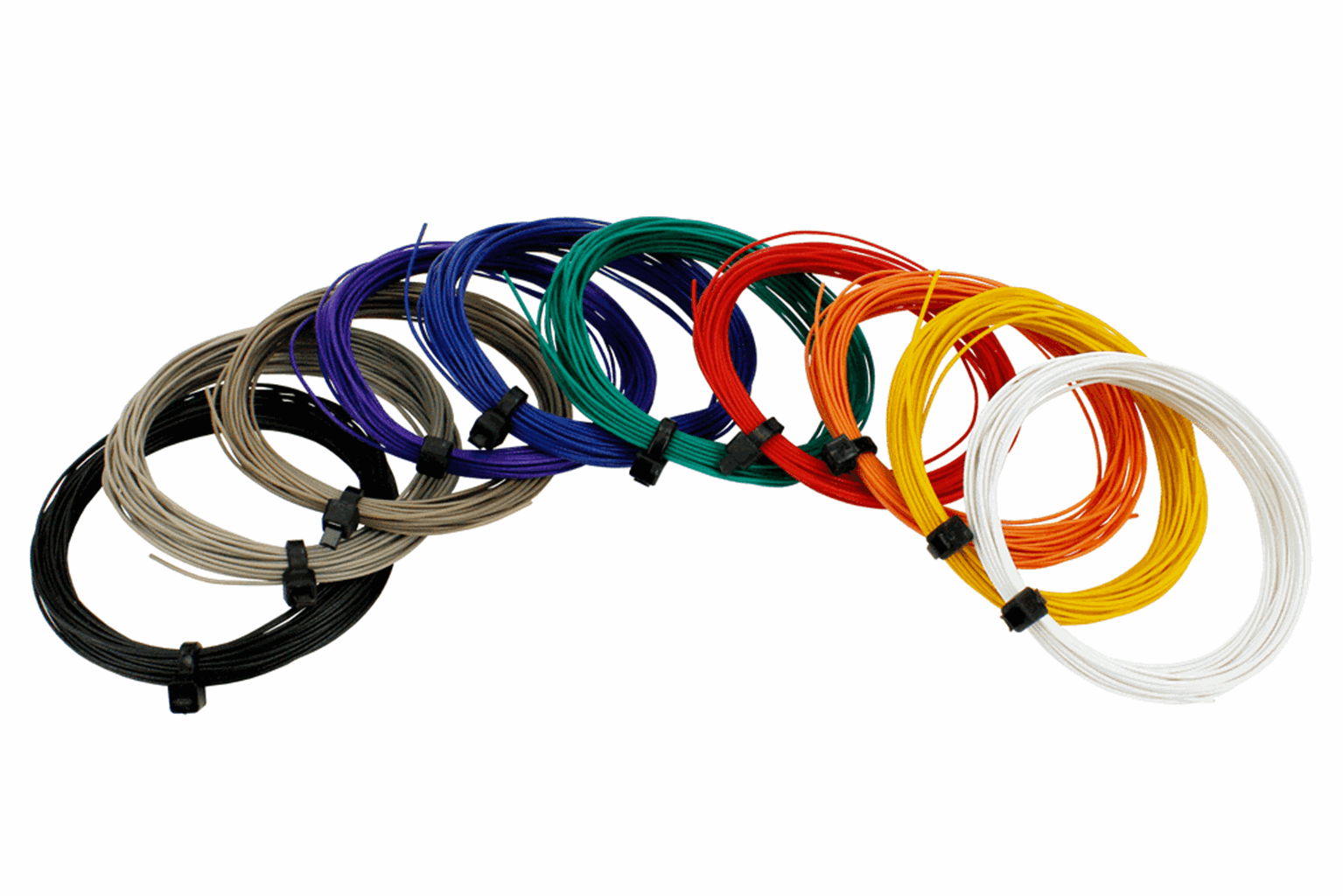 Wire Decoder Stranded 6m (32g) Assorted Pack