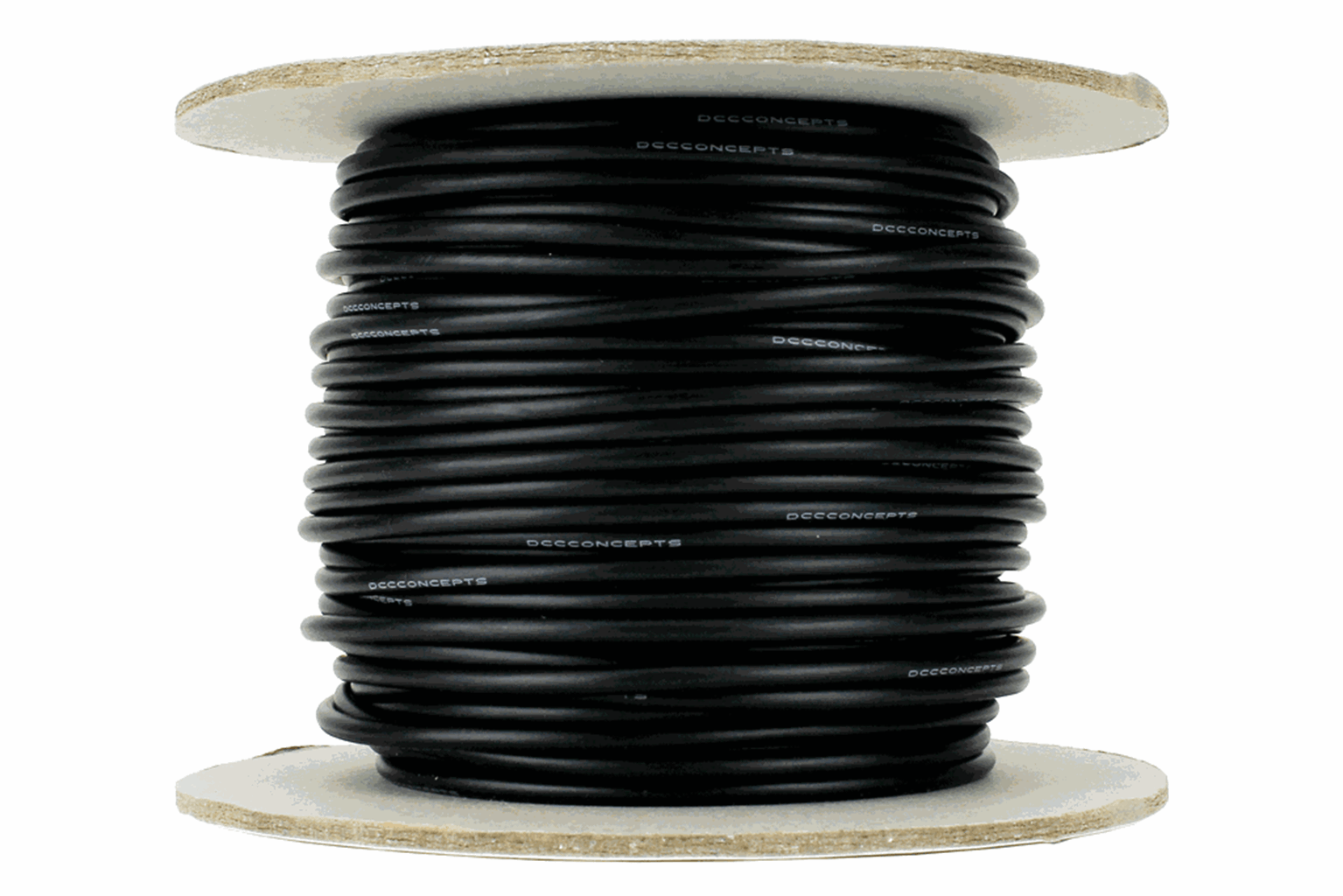 Power Bus Wire 25m of 2.5mm (13g) Black