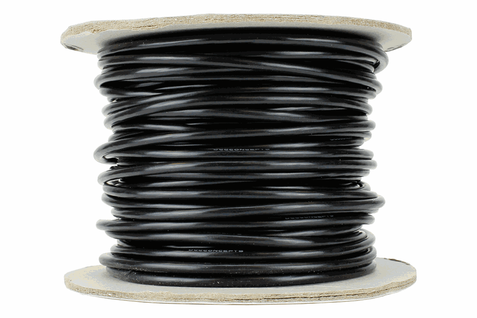 Power Bus Wire 25m of 3.5mm (11g) Black
