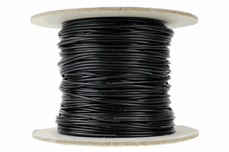 Dropper Wire 50m 26x 0.15 (17g) Black
