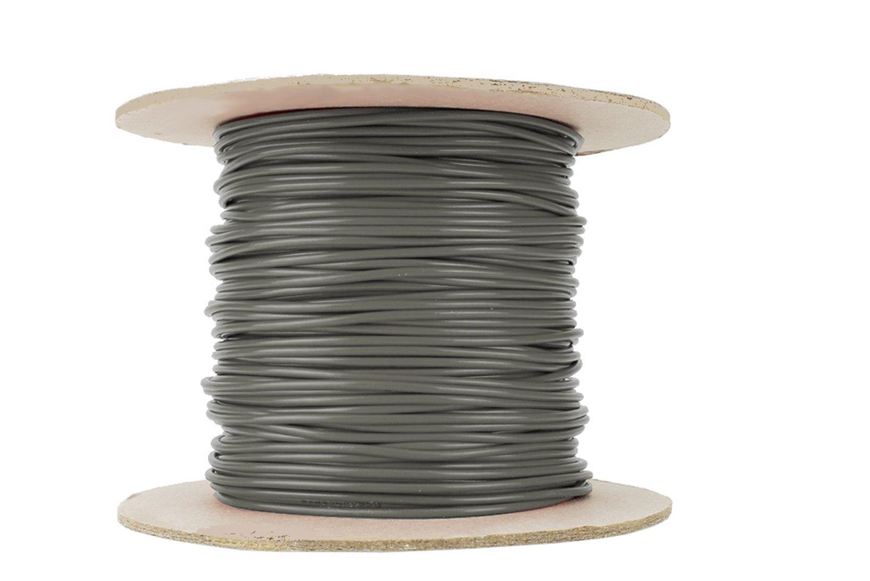 Dropper Wire 50m 26x 0.15 (17g) Grey