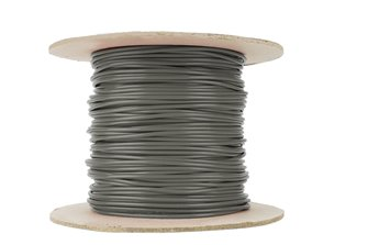 Dropper Wire 50m 26x 0.15 (17g) Grey