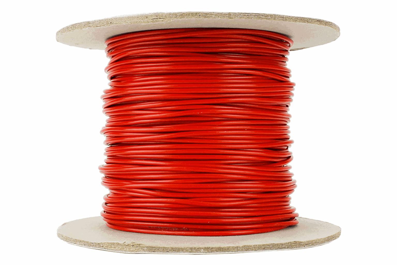 Dropper Wire 50m 26x 0.15 (17g) Red