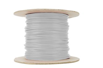 Dropper Wire 50m 26x 0.15 (17g) White