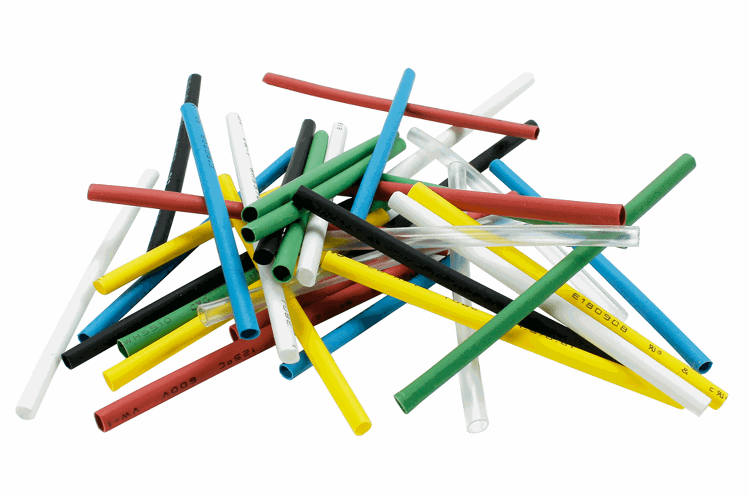 Heat Shrink  Assorted Colours  (36 Pack)