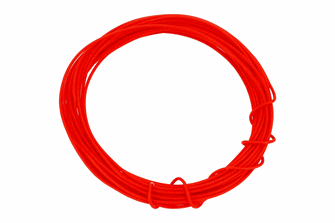 Kynar Wire 2m (Silver Plated) Red
