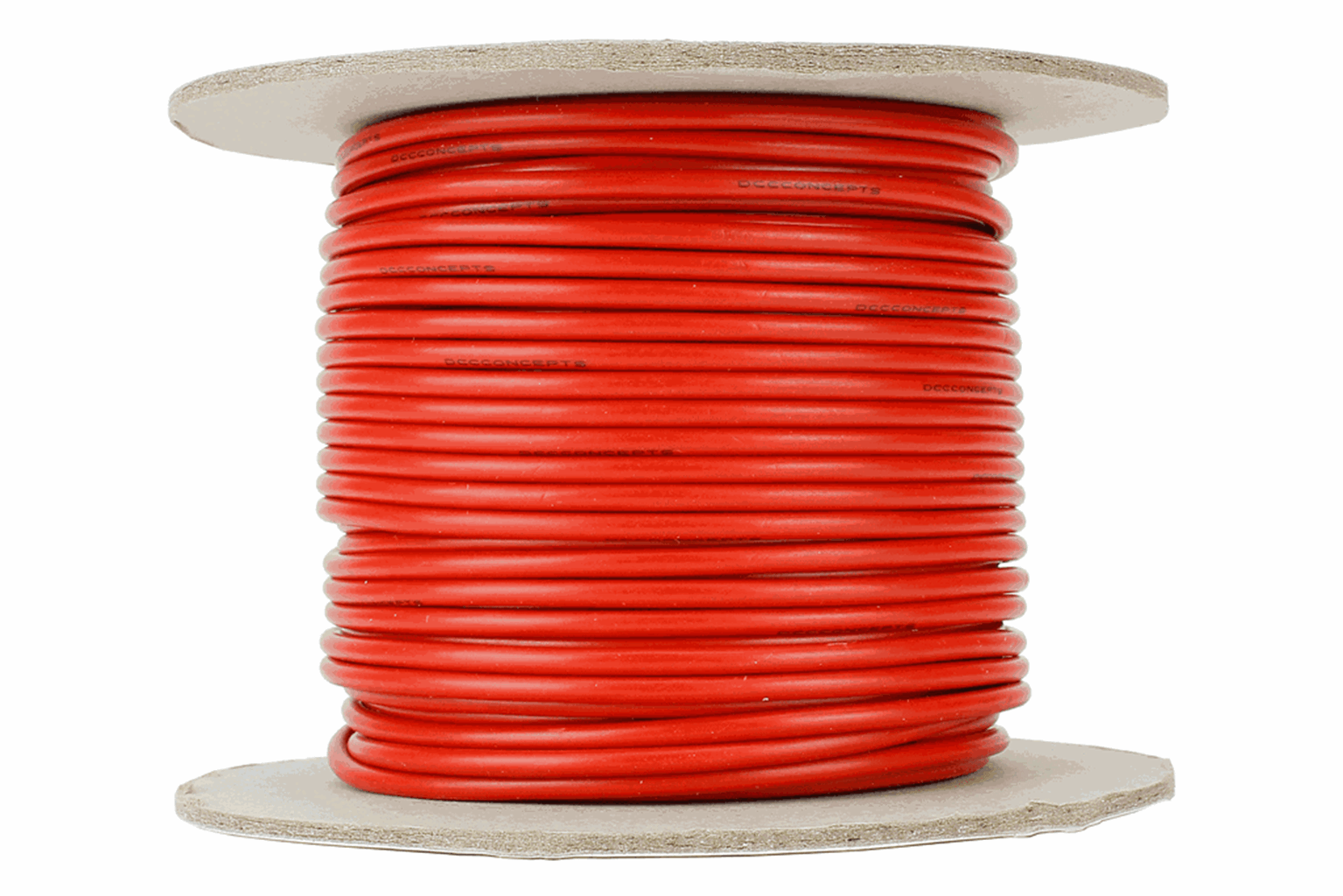 Power Bus Wire 25m of 2.5mm (13g) Red