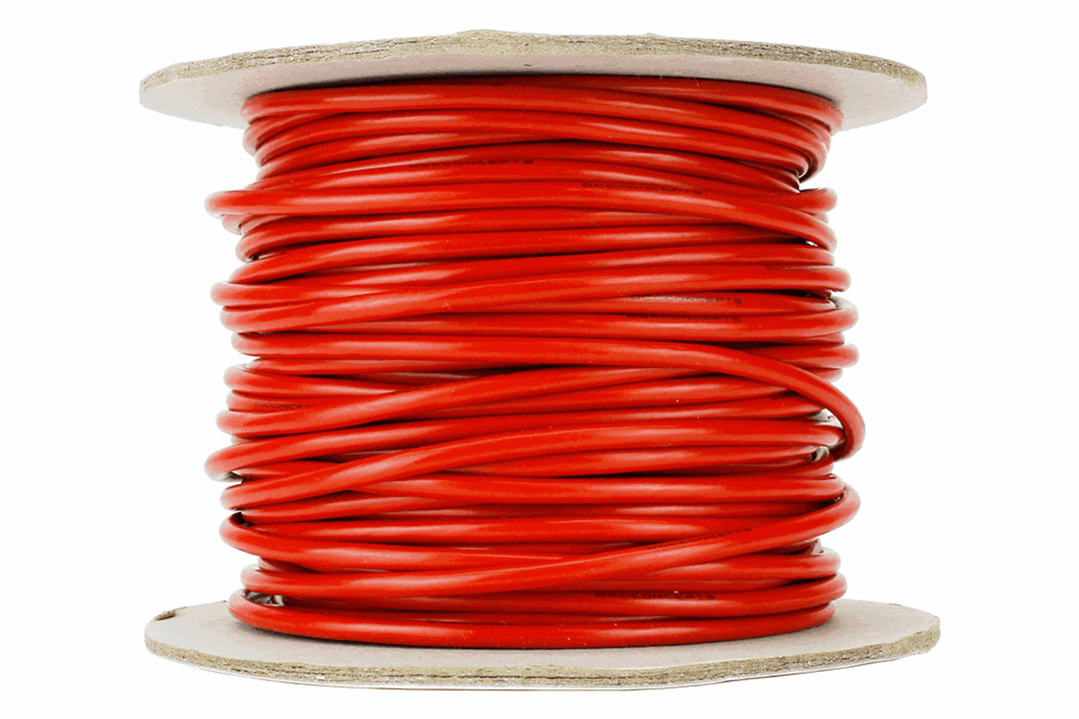 Power Bus Wire 25m of 3.5mm (11g) Red
