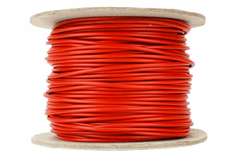 Power Bus Wire 50m of 1.5mm (15g) Red