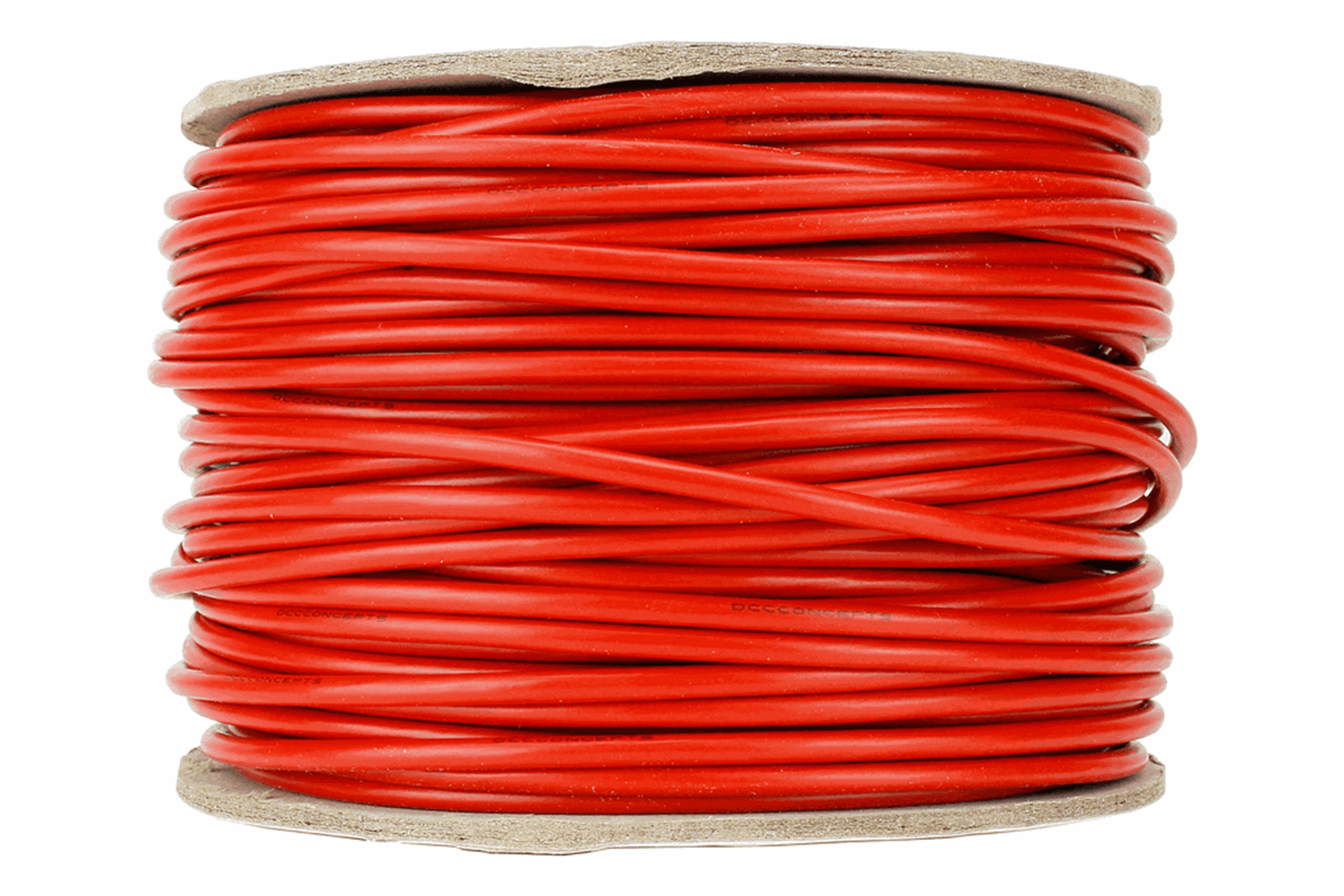 Power Bus Wire 50m of 3.5mm (11g) Red