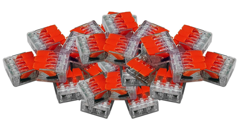 Solderless i-Link Connectors (25-pack)