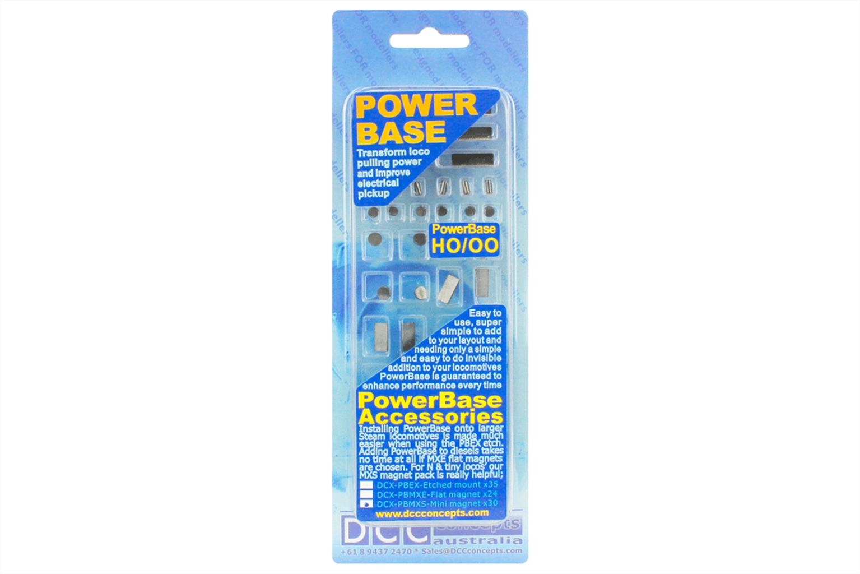 PowerBase Mini Magnet Pack x30 Smaller Magnets