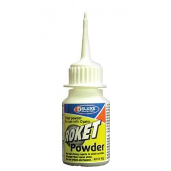Roket Powder (for Use with Roket Hot)
