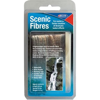 Scenic Fibres for Scenic Water