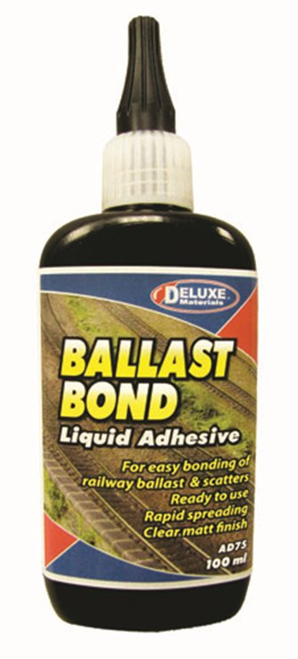 Deluxe Materials AD-75  Ballast Bond Liquid Adhesive (100ml)