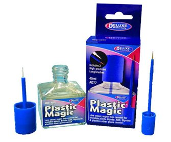 Deluxe Materials AD-77 Plastic Magic (40ml)