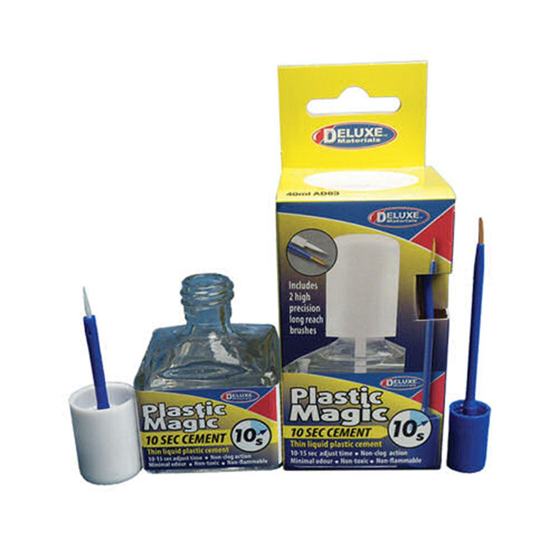 Plastic Magic 10 Second Cement (40ml)