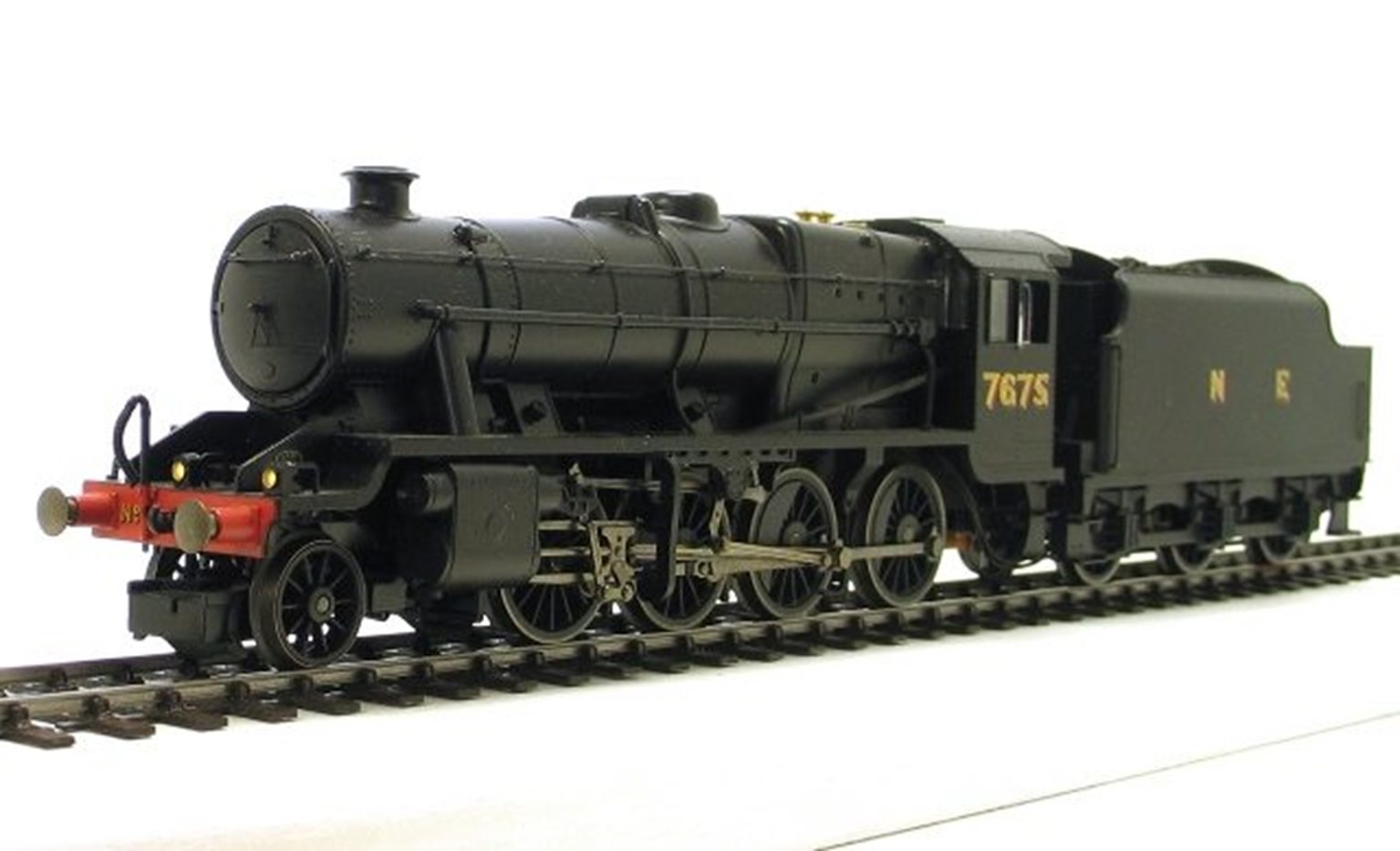Working Loco Lamps LMS/BR (O or S Scale) White (6 Pack)