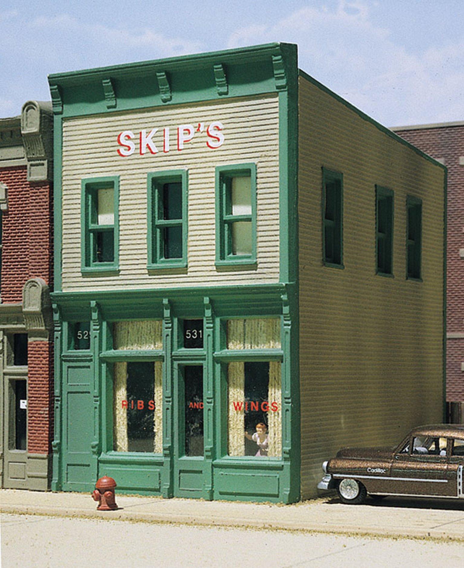 Skip's Chicken & Ribs
