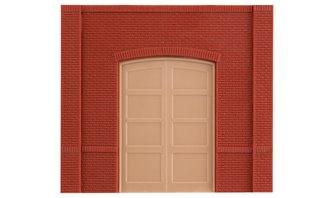 Street Level Freight Door