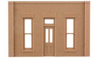 Street/Dock Level Rectangular Entry