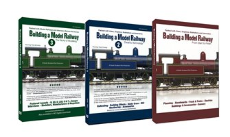 Building a Model Railway DVD Collection (Parts 1,2 and 3)