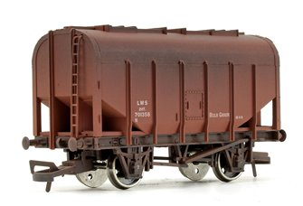 Bulk Grain Hopper LMS 701358 Weathered