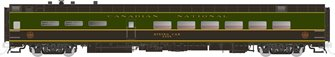 Canadian National (1954 Scheme) P-S Lightweight Pullman Dining Car #1344