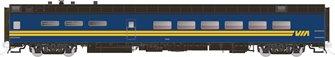 VIA Rail Canada Pullman-Standard Lightweight Dining Car No.1341