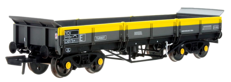 Turbot Bogie Ballast Wagon Engineers Dutch 978115