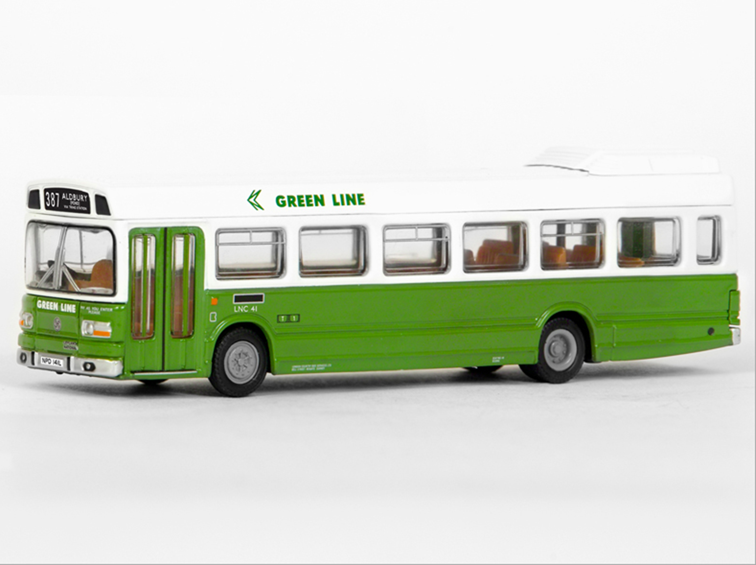 Leyland National Mk.1 Long Greenline NBC