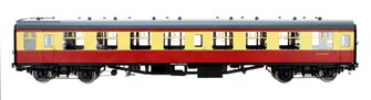 BR ER Crimson & Cream SK Coach No. E24154 (DCC Fitted)