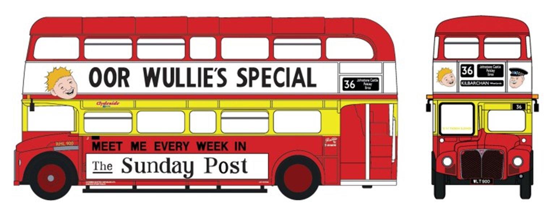 AEC Routemaster RML Clydeside Scottish Kilbarchan 36