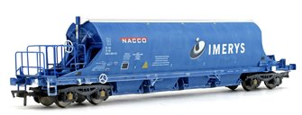 JIA Nacco Wagon 33-70-0894-009-6 Imerys Blue (Lightly Weathered)