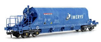 JIA Nacco Wagon 33-70-0894-010-4 Imerys Blue (Lightly Weathered)