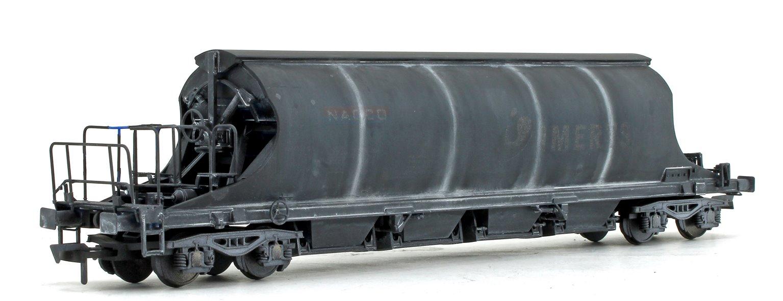 JIA Nacco Wagon 33-70-0894-012-0 Imerys Blue (Heavily Weathered)