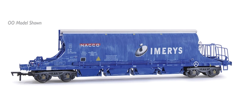 JIA Nacco Wagon 33-70-0894-002-3 Imerys Blue (Lightly Weathered)