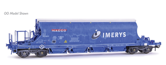 JIA Nacco Wagon 33-70-0894-009-6 Imerys Blue (Light Weathered)