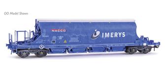 JIA Nacco Wagon 33-70-0894-009-6 Imerys Blue (Light Weathered)