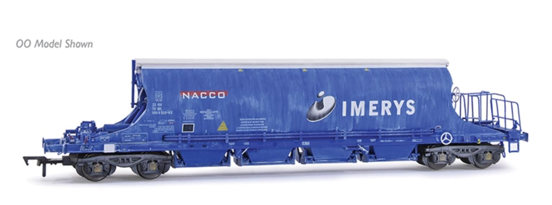 JIA Nacco Wagon 33-70-0894-010-4 Imerys Blue (Lightly Weathered)