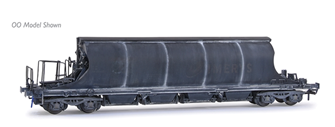 JIA Nacco Wagon 33-70-0894-003-9 Imerys Blue (Heavily Weathered)