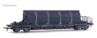JIA Nacco Wagon 33-70-0894-004-7 Imerys Blue (Heavily Weathered)