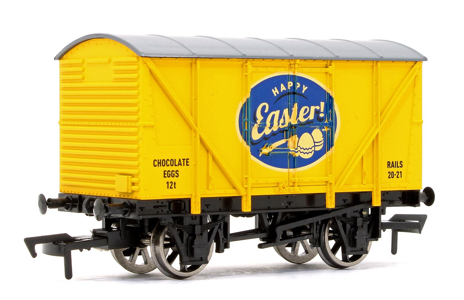 """Rails """"Happy Easter"""" 2021 Easter Wagon"""