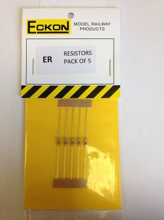 Eckon Resistor (Pack of 5)