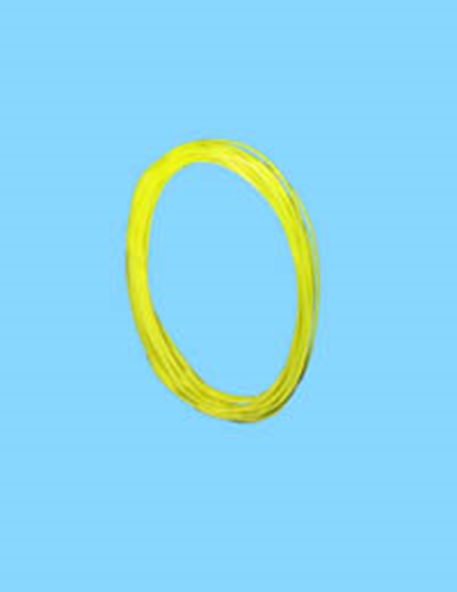 EW5 Eckon 0.25 Gauge Signal Wire Yellow 2 Metres (Any Scale) by ...