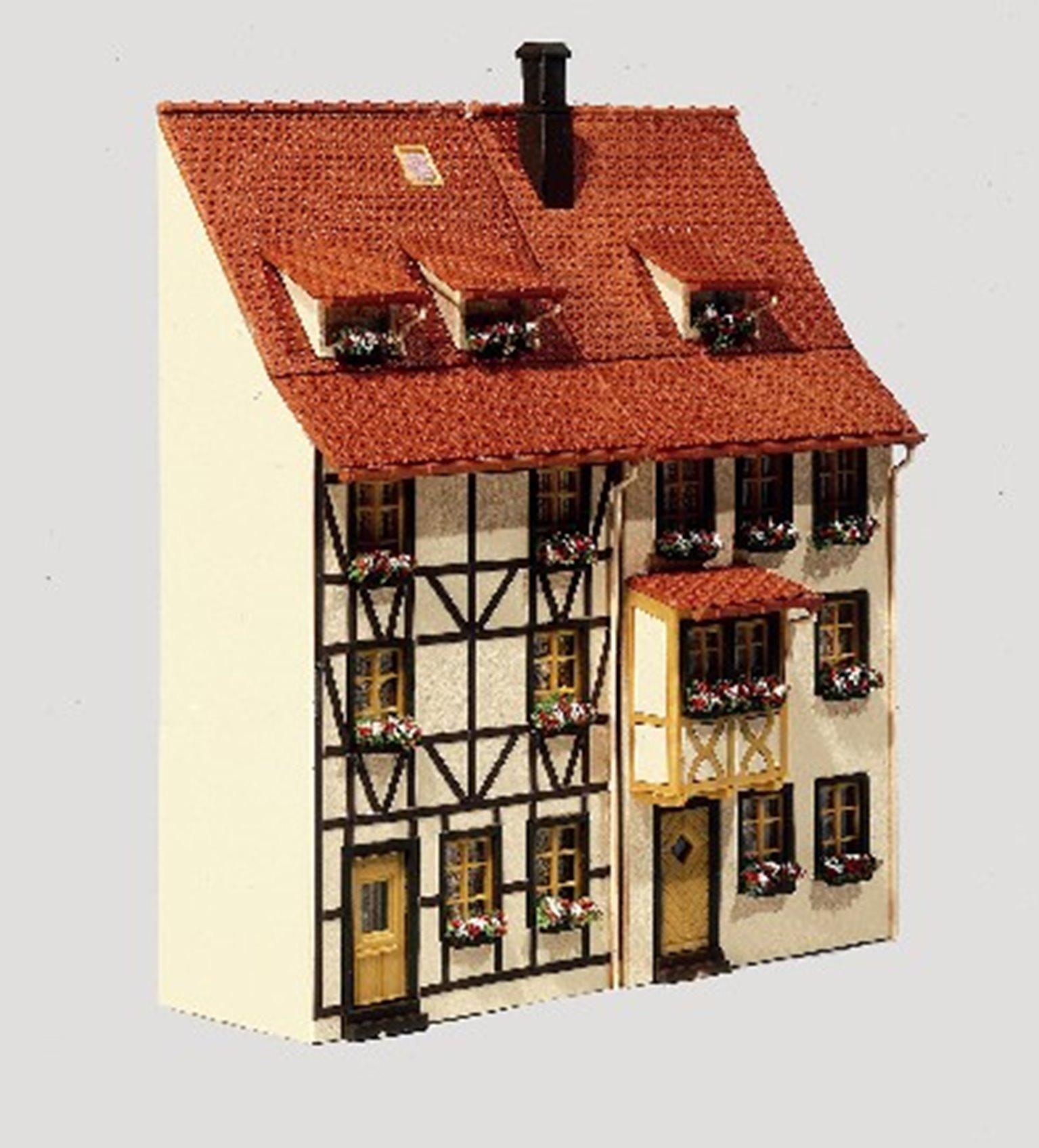Faller 130431 Two Relief Houses Era II