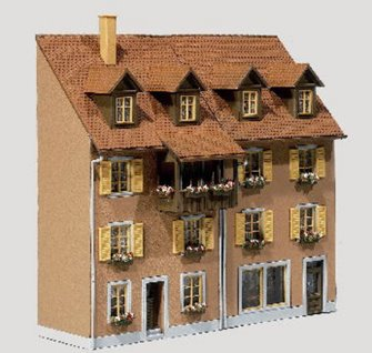 Faller 130432 Two Relief Houses Era I